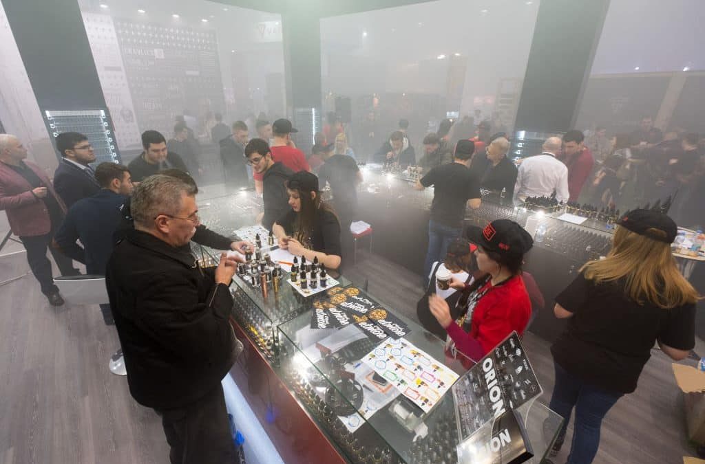 Vaping Expos – What are They?