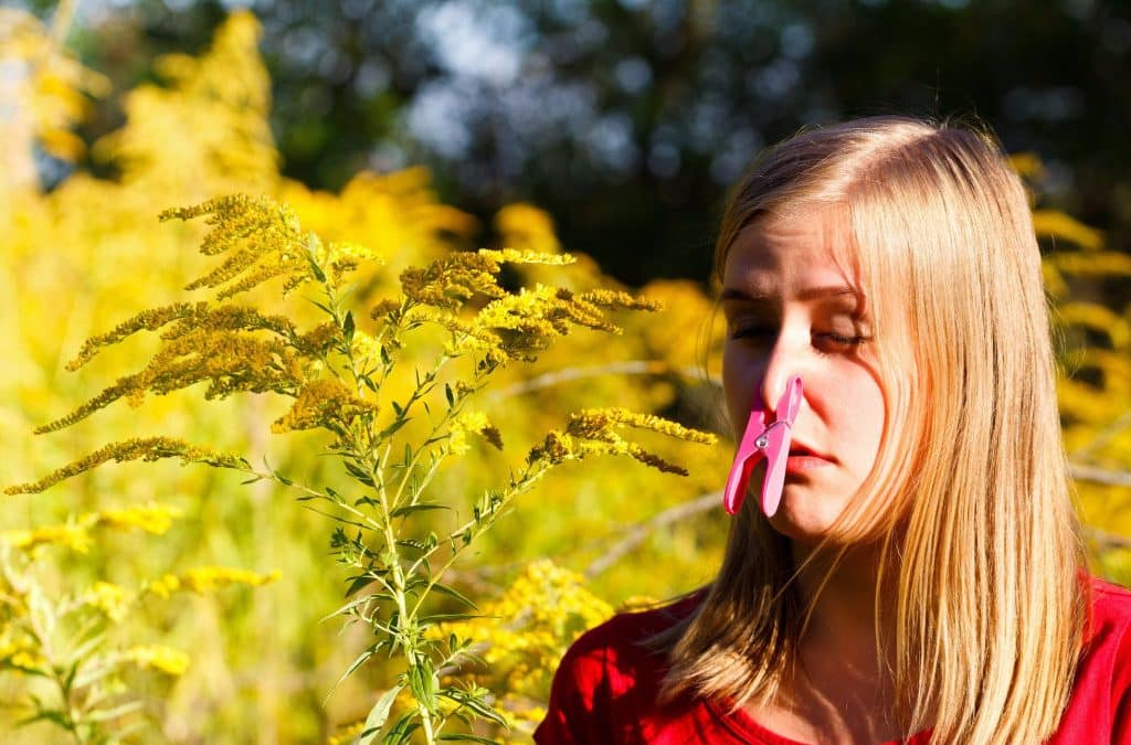 Does Allergy Season Affect Vapers?