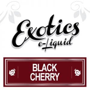 Black Cherry e-Liquid