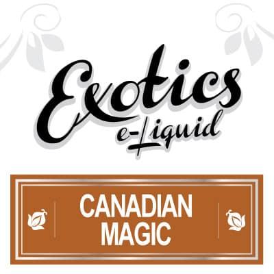Canadian Magic e-Liquid
