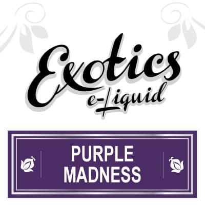 Purple Madness e-Liquid