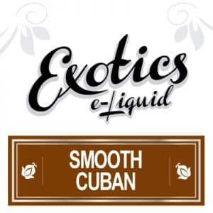 Smooth Cuban e-Liquid