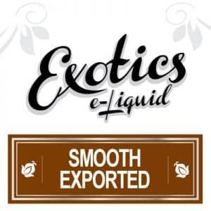 Smooth Exported e-Liquid