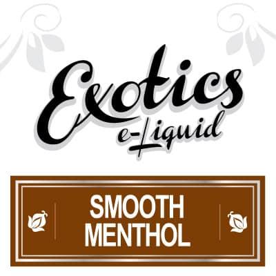 Smooth Menthol e-Liquid
