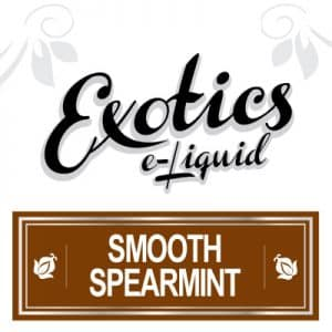 Smooth Spearmint e-Liquid