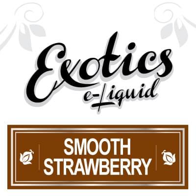 Smooth Strawberry e-Liquid