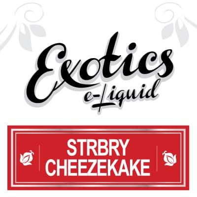 Strbry Chezekake e-Liquid