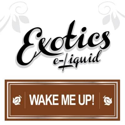 Wake Me Up! e-Liquid