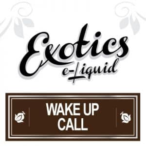 Wake Up Call e-Liquid