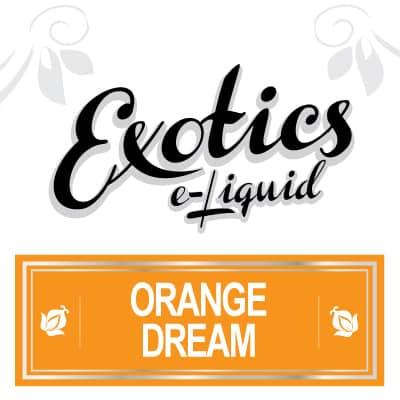 Orange Dream e-Liquid