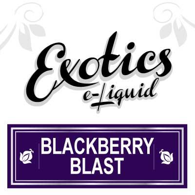 Blackberry Blast e-Liquid
