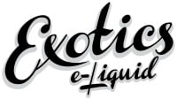 Exotics e-Liquid Logo Small