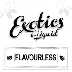 Exotics-e-Liquid-Flavourless